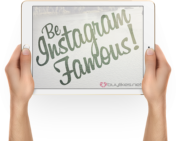 Be Instagram Famous