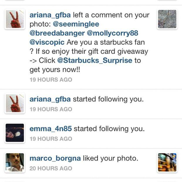 instagram-spam